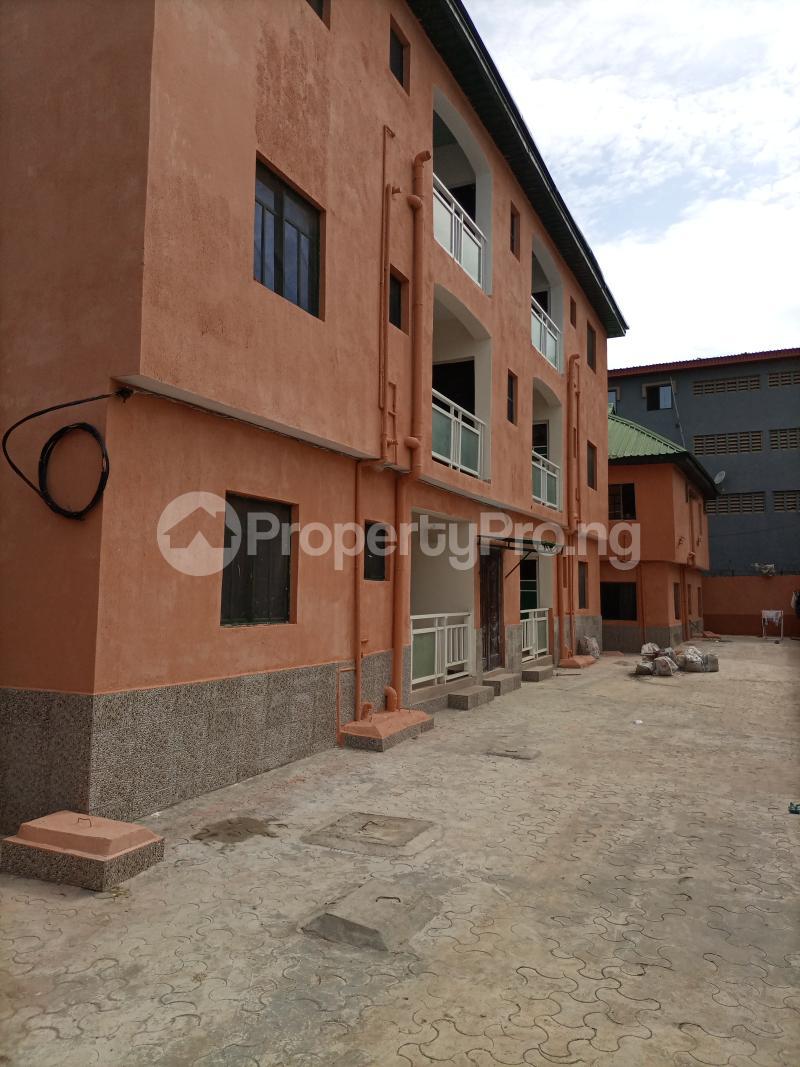 2 bedroom Flat / Apartment for rent Community Community road Okota Lagos - 1