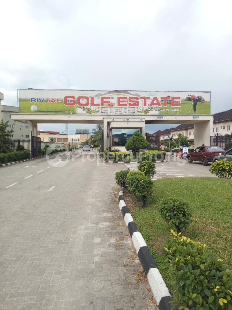 2 bedroom Blocks of Flats House for sale Golf Estate Odili Rd Trans Amadi Port Harcourt Rivers - 0