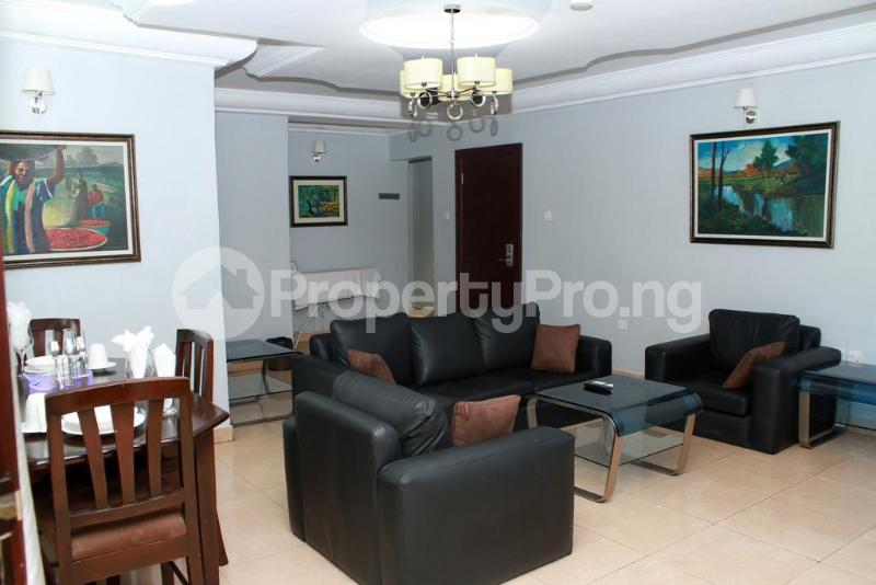 3 bedroom Flat / Apartment for shortlet Zone 7 Wuse 1 Abuja - 1