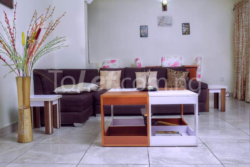 3 bedroom Blocks of Flats House for shortlet Agungi Agungi Lekki Lagos - 1