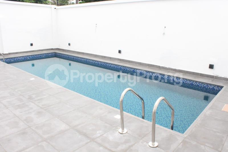 3 bedroom House for sale Waziri Ibrahim Victoria Island Lagos - 5