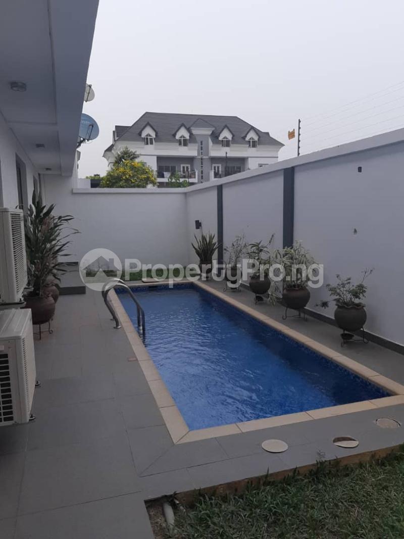 Terraced Duplex for rent Banana Island Banana Island Ikoyi Lagos - 1