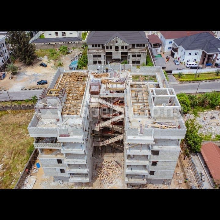 3 bedroom Flat / Apartment for sale Osborne Phase 1 Estate Ikoyi Osborne Foreshore Estate Ikoyi Lagos - 0