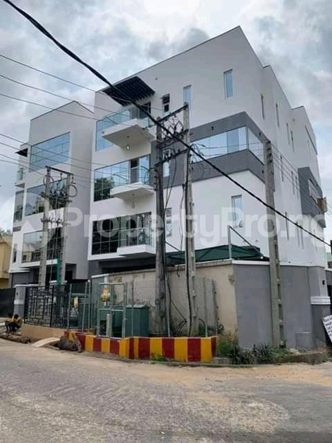 3 bedroom Blocks of Flats for sale Shonibare Estate Mobolaji Bank Anthony Way Ikeja Lagos - 0