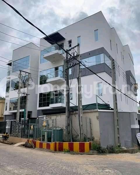 3 bedroom Blocks of Flats for sale Shonibare Estate Mobolaji Bank Anthony Way Ikeja Lagos - 13