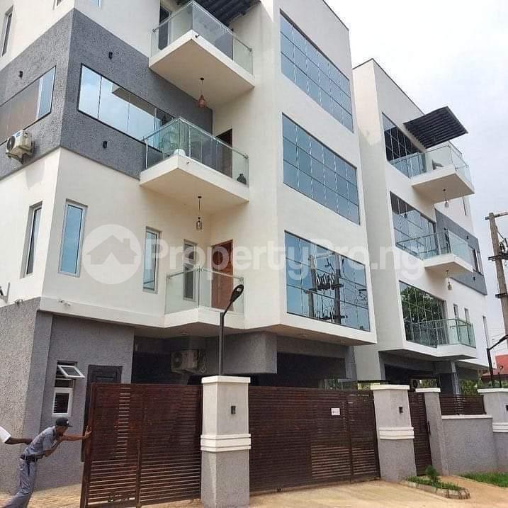 3 bedroom Blocks of Flats for sale Shonibare Estate Mobolaji Bank Anthony Way Ikeja Lagos - 6