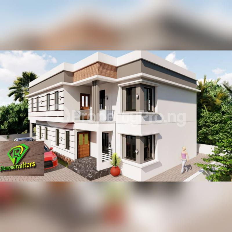 3 bedroom Semi Detached Duplex for sale Bogije Awoyaya Ajah Lagos - 1