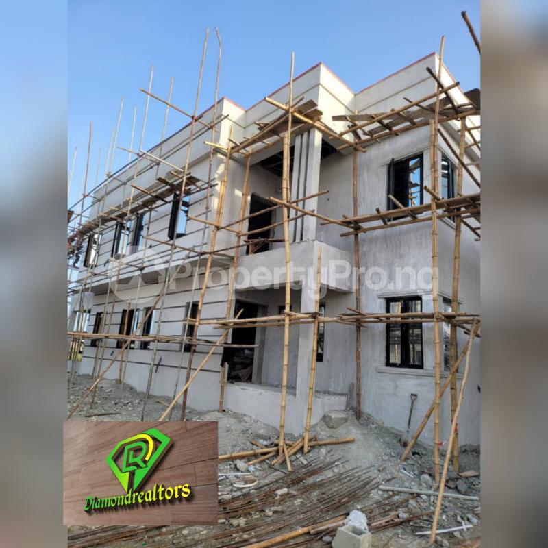 3 bedroom Semi Detached Duplex for sale Bogije Awoyaya Ajah Lagos - 0