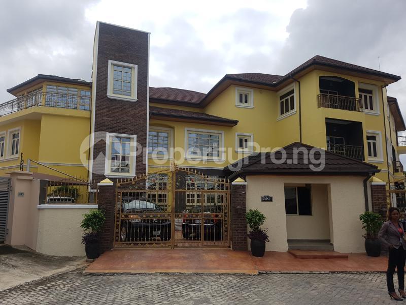 3 bedroom Terraced Duplex for rent Ondo Street Banana Island Ikoyi Lagos - 0