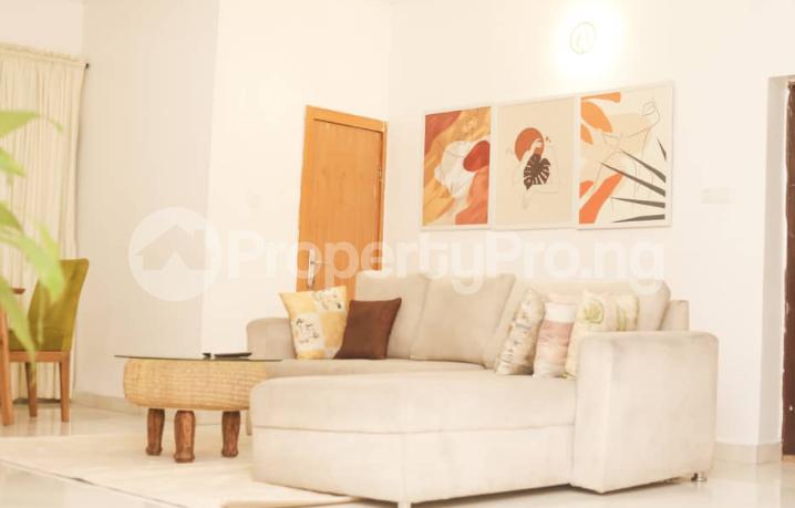 3 bedroom Self Contain Flat / Apartment for shortlet .. chevron Lekki Lagos - 1