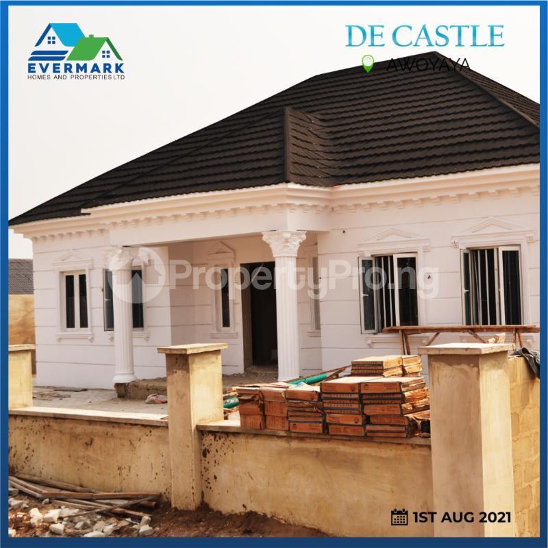 3 bedroom Detached Bungalow for sale Oribawa, Awoyaya,lagos Awoyaya Ajah Lagos - 5