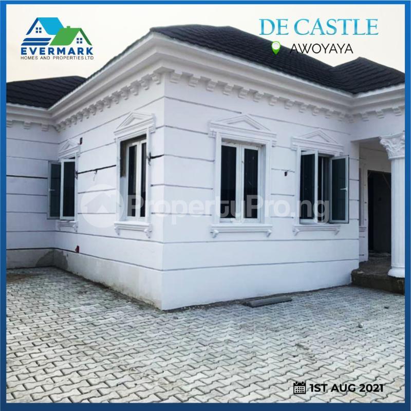 3 bedroom Detached Bungalow for sale Oribawa, Awoyaya,lagos Awoyaya Ajah Lagos - 6