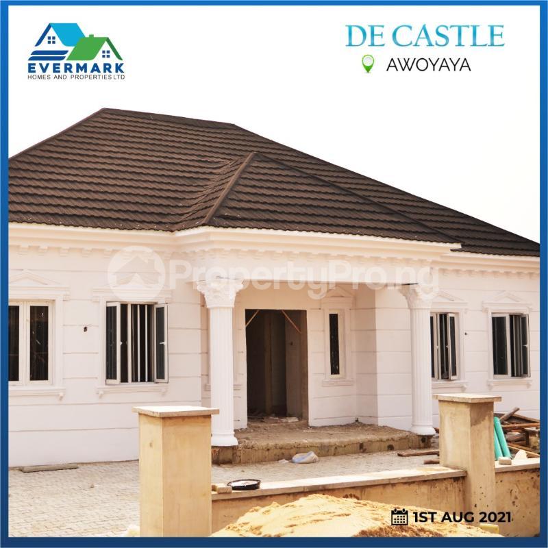 3 bedroom Detached Bungalow for sale Oribawa, Awoyaya,lagos Awoyaya Ajah Lagos - 4