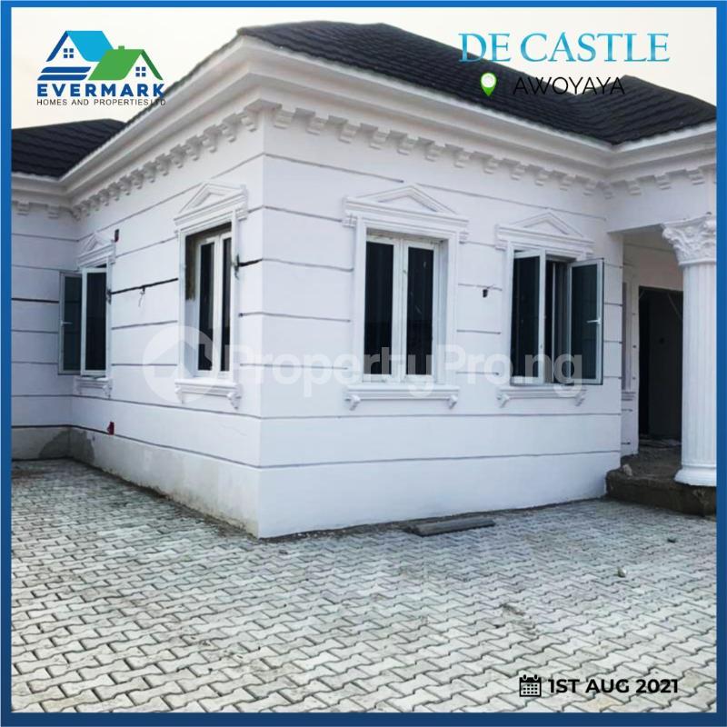 3 bedroom Detached Bungalow for sale Oribawa, Awoyaya,lagos Awoyaya Ajah Lagos - 3