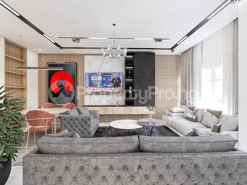 3 bedroom Terraced Duplex for sale The Onyx, Along Abraham Adesanya Road Ogombo Ajah Lagos - 12
