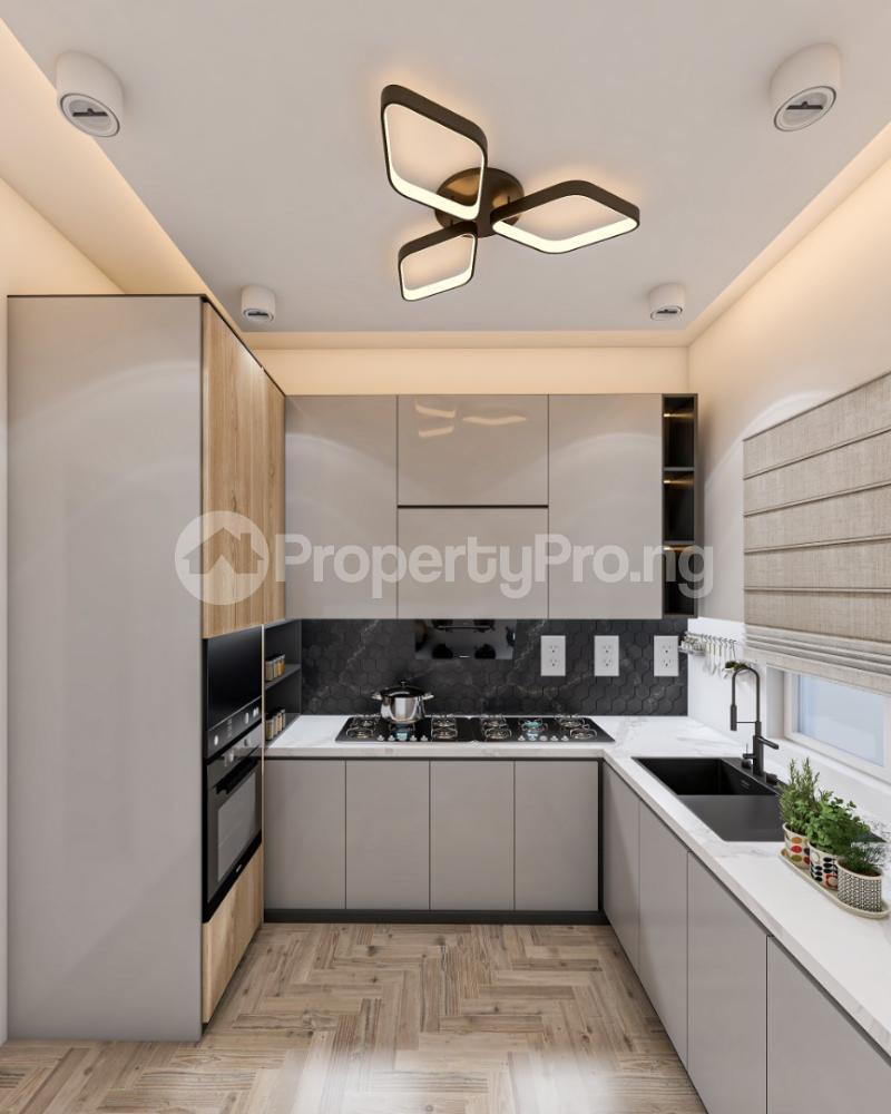 3 bedroom Terraced Duplex for sale The Onyx, Along Abraham Adesanya Road Ogombo Ajah Lagos - 14
