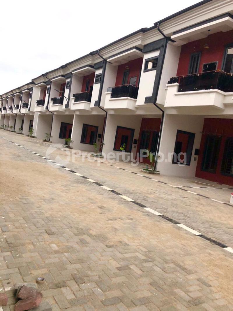 3 bedroom Terraced Duplex for sale Ikota. Lekki Phase 2 Lekki Lagos - 0