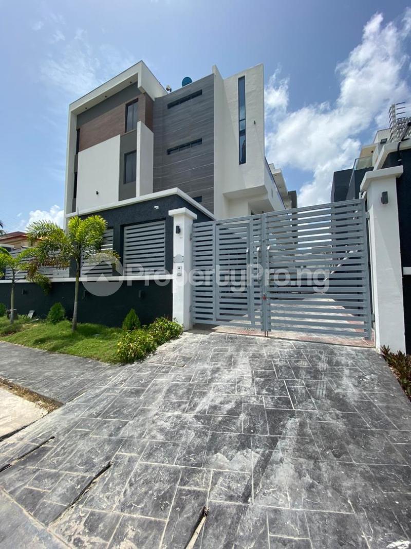 Terraced Duplex House for sale Banana island Banana Island Ikoyi Lagos - 0