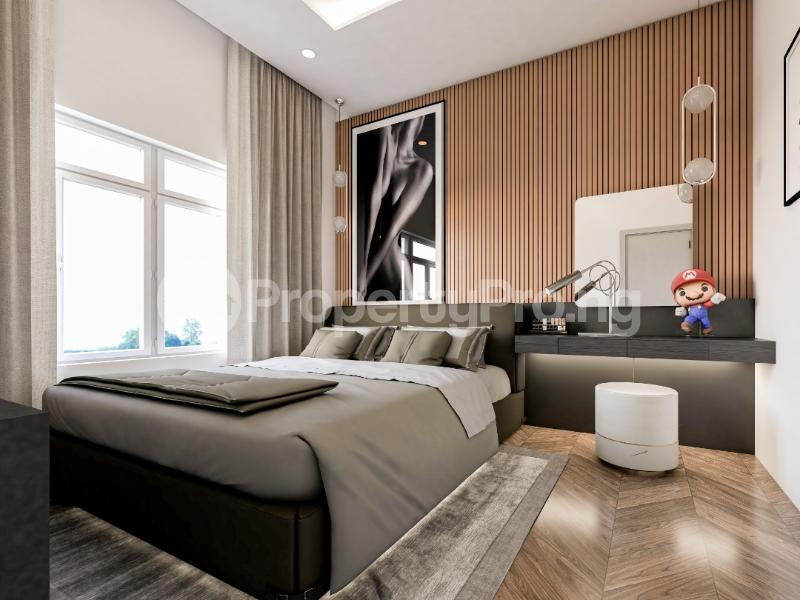 3 bedroom Terraced Duplex for sale The Onyx, Along Abraham Adesanya Road Ogombo Ajah Lagos - 11