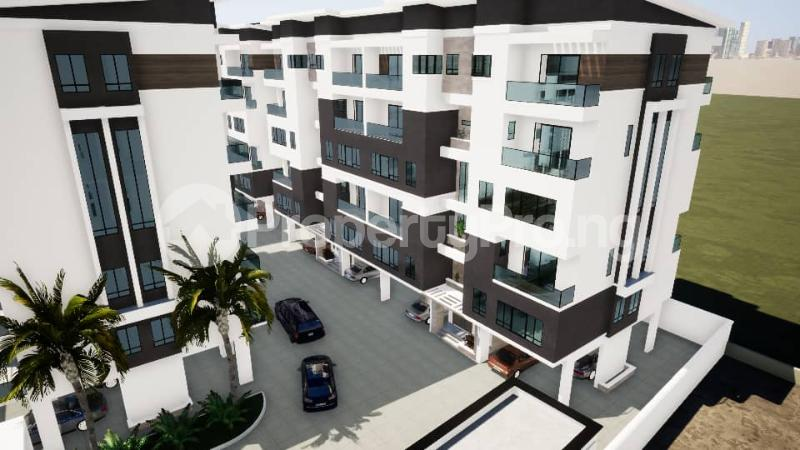 3 bedroom Terraced Duplex House for sale Bloom Heaven Residences, Ikate Ikate Lekki Lagos - 1