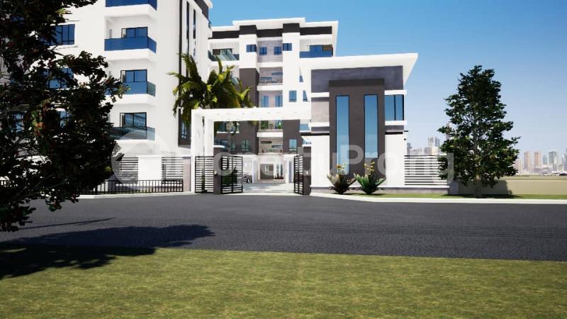 3 bedroom Terraced Duplex House for sale Bloom Heaven Residences, Ikate Ikate Lekki Lagos - 0