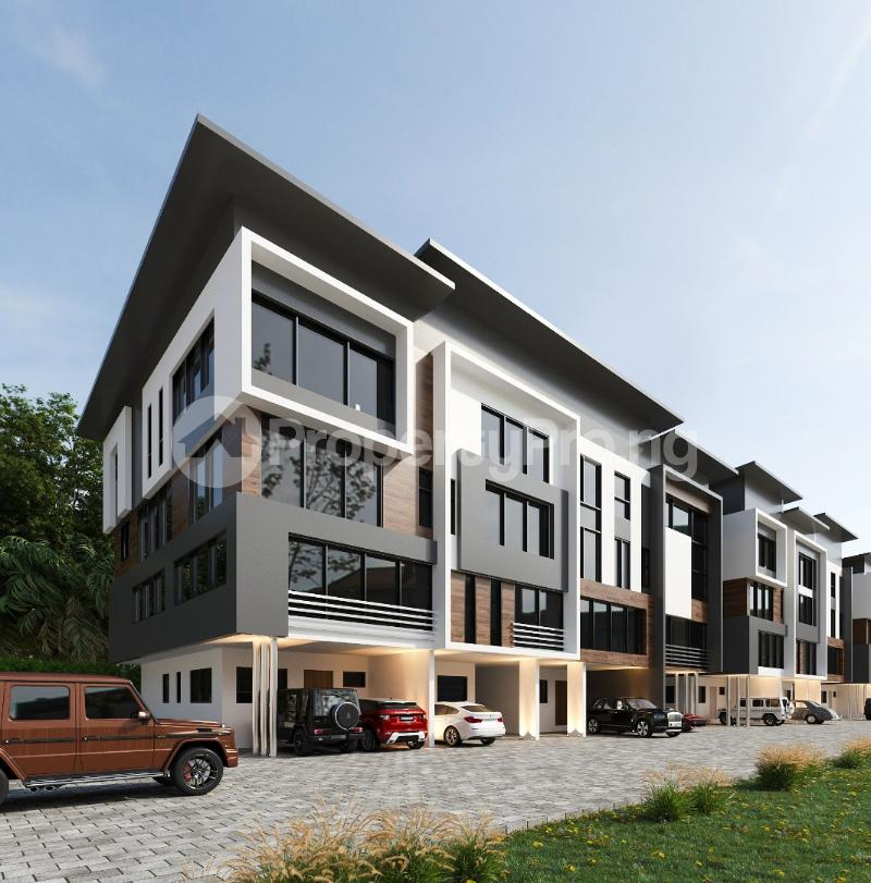 Terraced Duplex for sale Ikoyi Crescent Old Ikoyi Ikoyi Lagos - 0