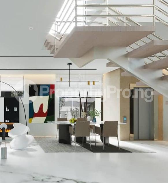Terraced Duplex for sale Ikoyi Crescent Old Ikoyi Ikoyi Lagos - 1