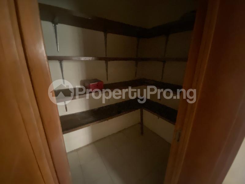 4 bedroom Semi Detached Duplex House for rent Lekki Phase 1 Lekki Lagos - 5