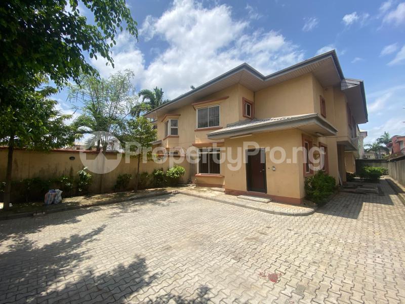 4 bedroom Semi Detached Duplex House for rent Lekki Phase 1 Lekki Lagos - 0