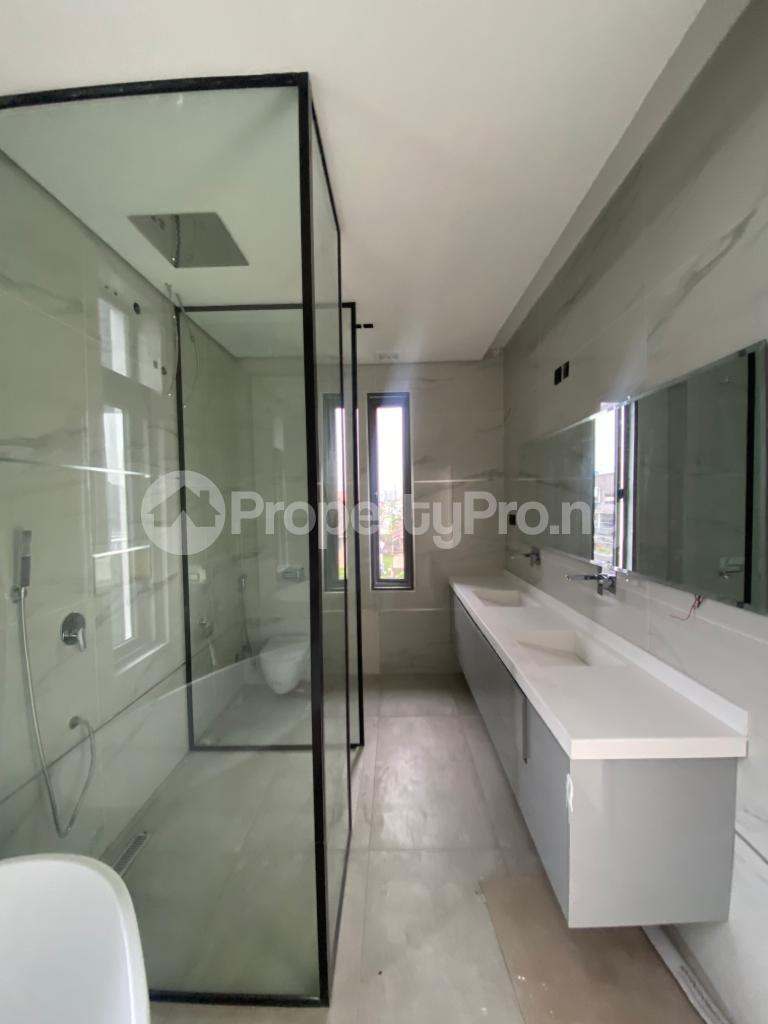 4 bedroom Terraced Duplex for rent Lekki Phase 1 Lekki Lagos - 6