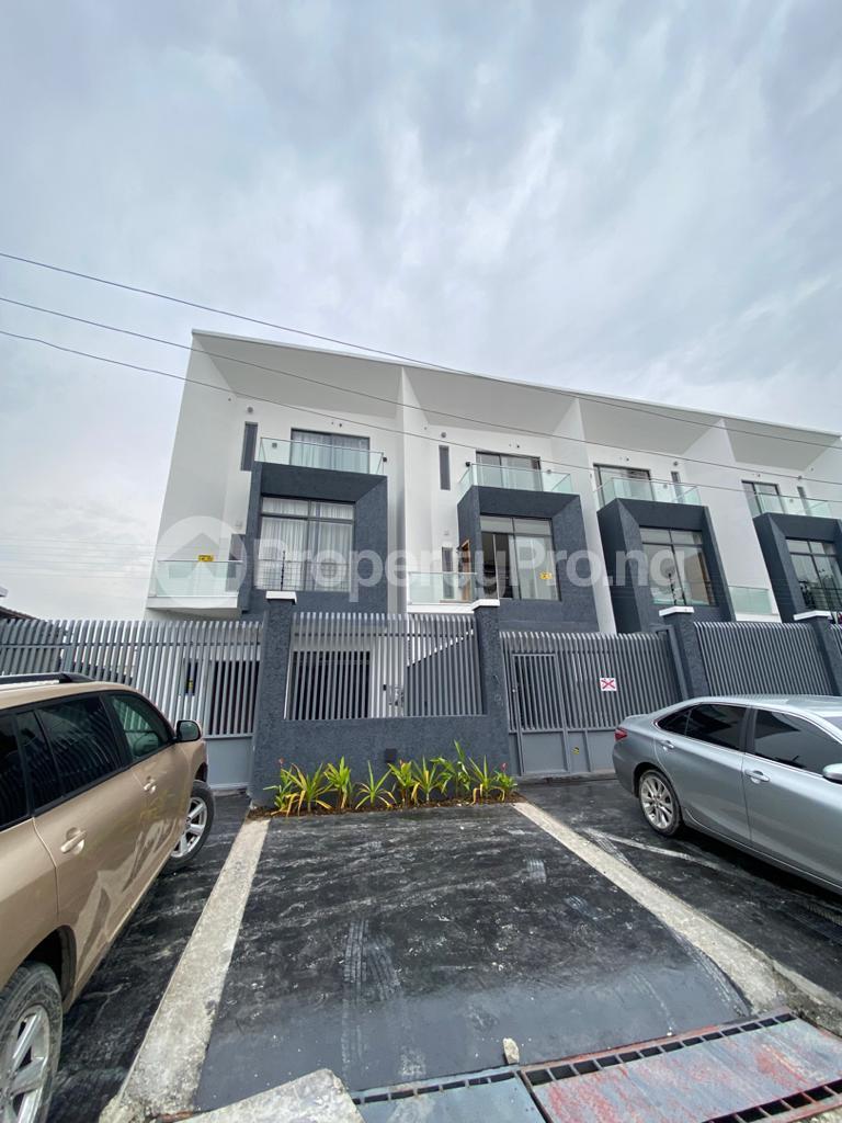 4 bedroom Terraced Duplex for rent Lekki Phase 1 Lekki Lagos - 12