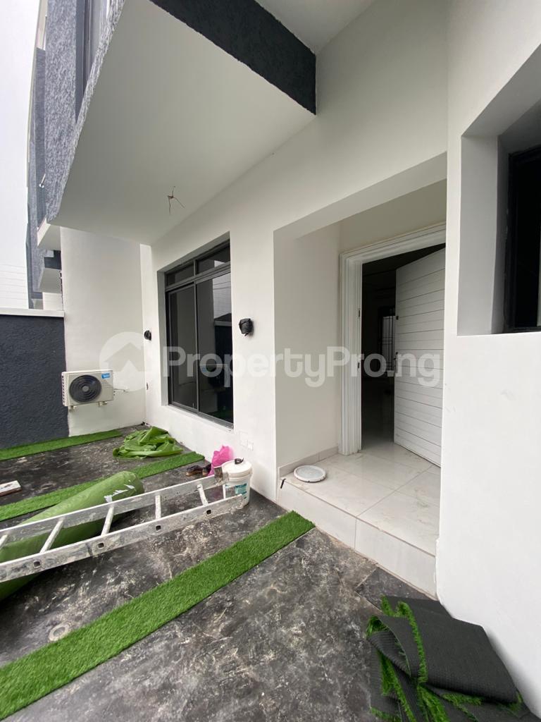 4 bedroom Terraced Duplex for rent Lekki Phase 1 Lekki Lagos - 16