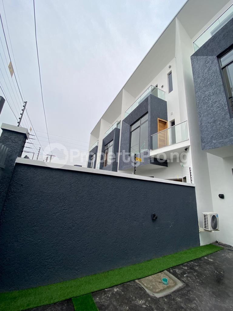 4 bedroom Terraced Duplex for rent Lekki Phase 1 Lekki Lagos - 8