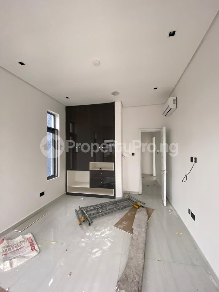 4 bedroom Terraced Duplex for rent Lekki Phase 1 Lekki Lagos - 11