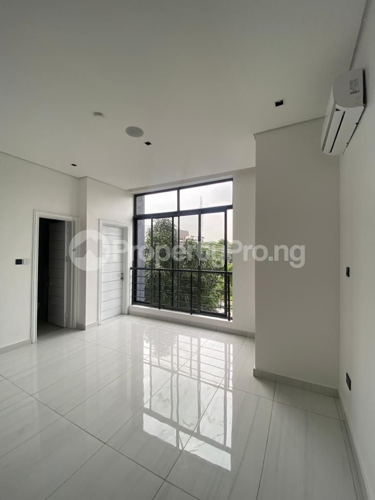 4 bedroom Terraced Duplex for rent Lekki Phase 1 Lekki Lagos - 0