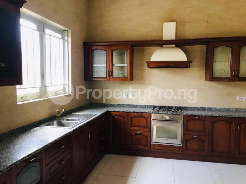 4 bedroom Terraced Duplex House for rent Banana island Estate  Banana Island Ikoyi Lagos - 8