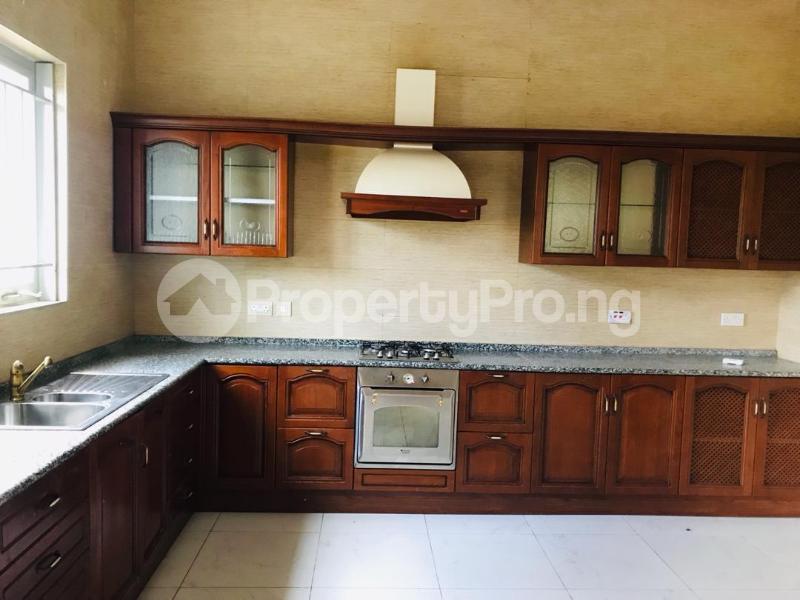 4 bedroom Terraced Duplex House for rent Banana island Estate  Banana Island Ikoyi Lagos - 9