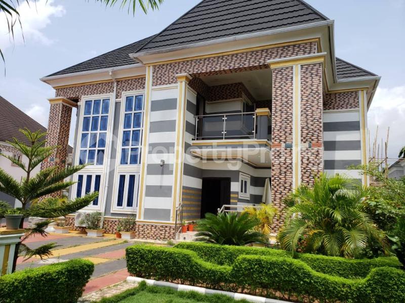 4 bedroom Detached Duplex House for sale Asaba GRA  Asaba Delta - 0