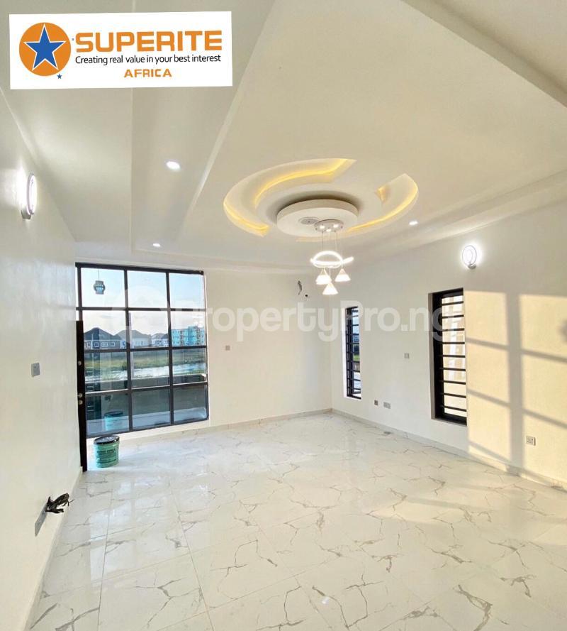 4 bedroom House for sale 2nd tollgate lekki  chevron Lekki Lagos - 8