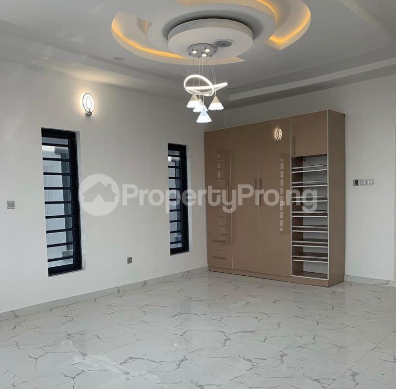 4 bedroom House for sale 2nd tollgate lekki  chevron Lekki Lagos - 27