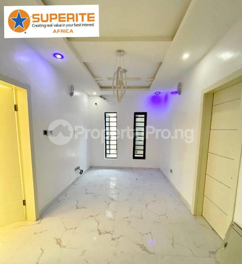 4 bedroom House for sale 2nd tollgate lekki  chevron Lekki Lagos - 7