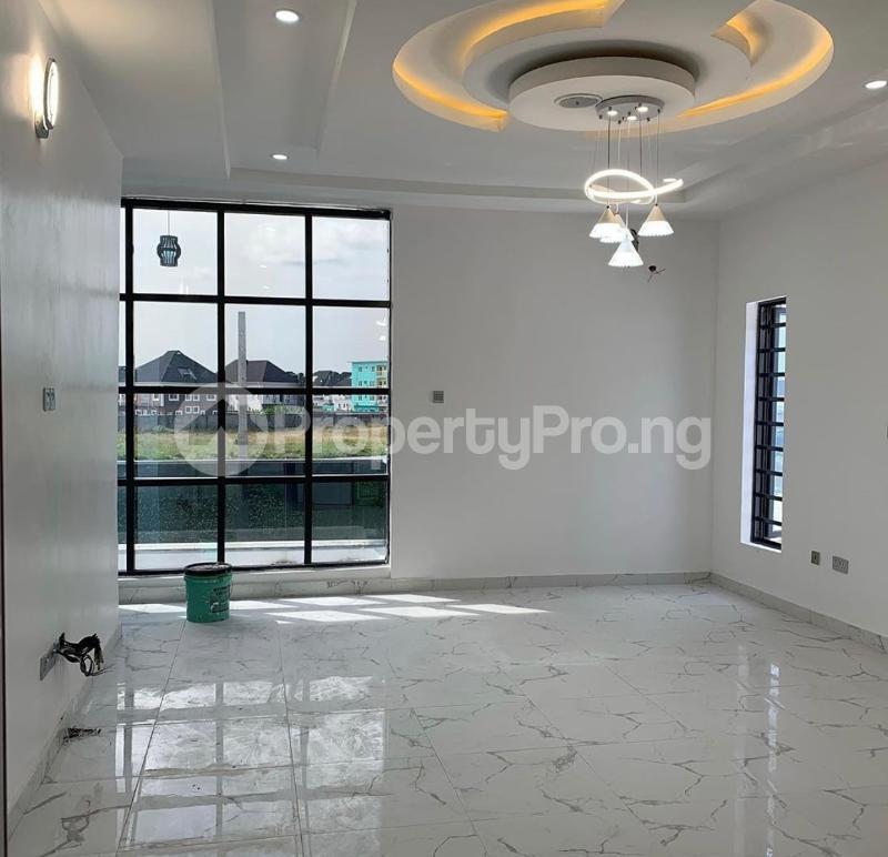 4 bedroom House for sale 2nd tollgate lekki  chevron Lekki Lagos - 24