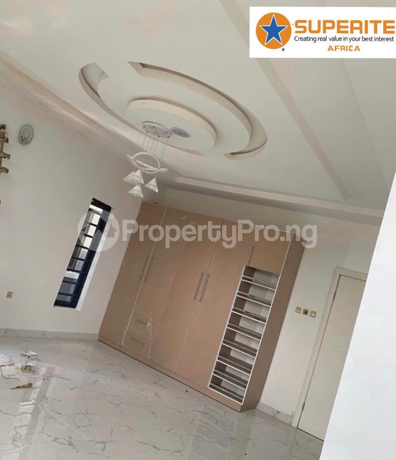 4 bedroom House for sale 2nd tollgate lekki  chevron Lekki Lagos - 13