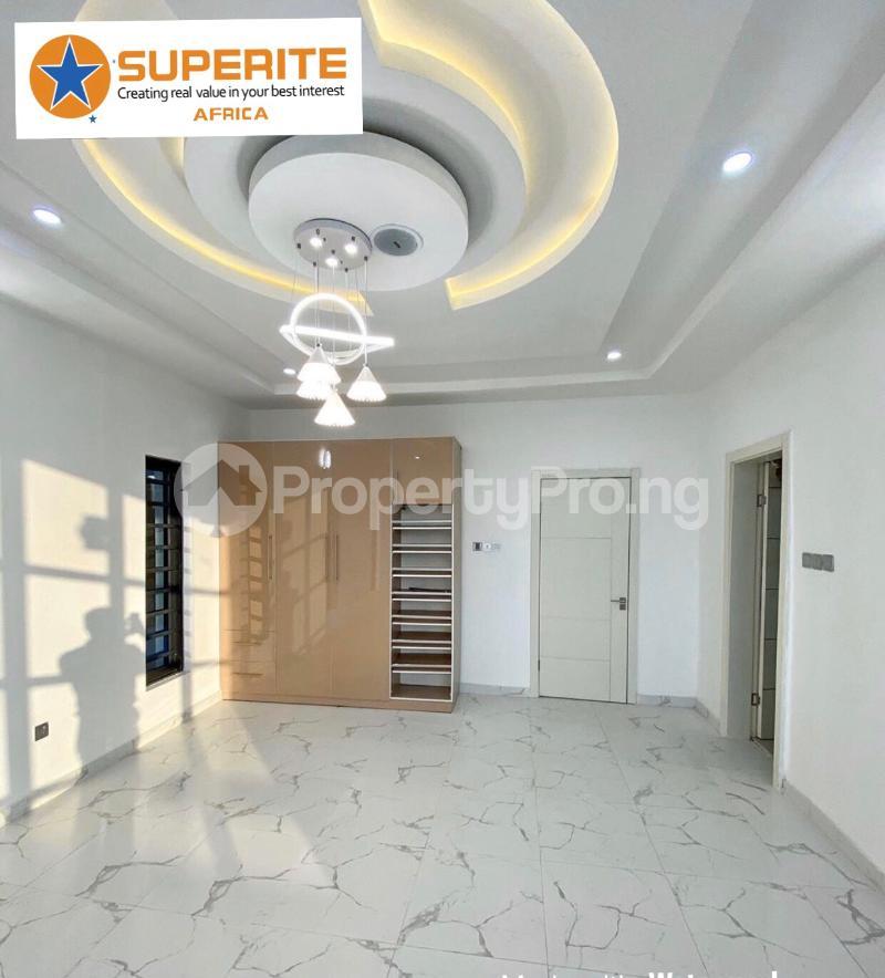 4 bedroom House for sale 2nd tollgate lekki  chevron Lekki Lagos - 9