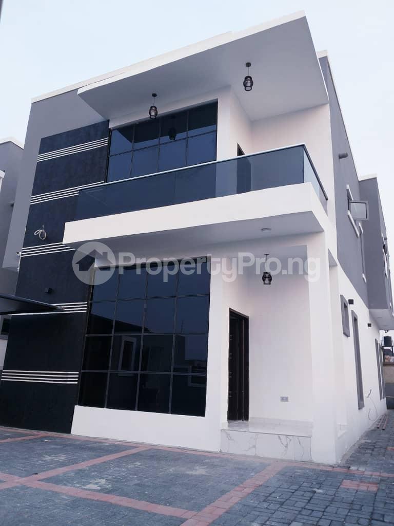 4 bedroom House for sale 2nd tollgate lekki  chevron Lekki Lagos - 19