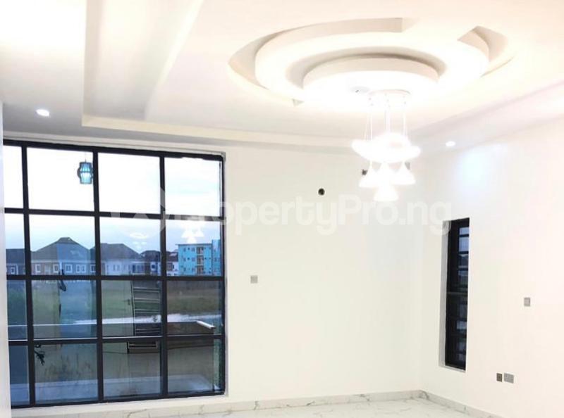 4 bedroom House for sale 2nd tollgate lekki  chevron Lekki Lagos - 16