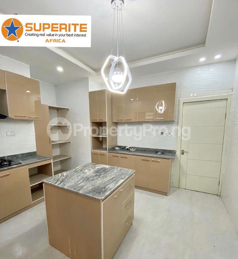4 bedroom House for sale 2nd tollgate lekki  chevron Lekki Lagos - 6
