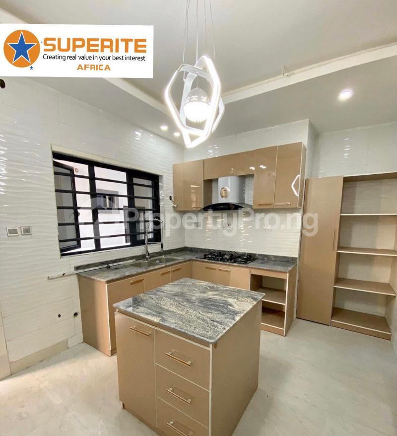 4 bedroom House for sale 2nd tollgate lekki  chevron Lekki Lagos - 5