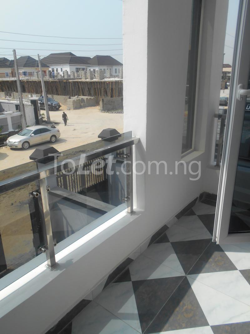 4 bedroom House for sale ologolo Agungi Lekki Lagos - 2