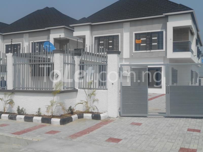 4 bedroom House for sale ologolo Agungi Lekki Lagos - 0